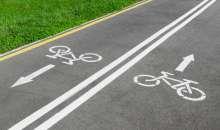 Po jakim podłożu powinni jeździć rowerzyści?