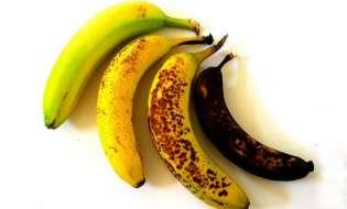 Dojrzałe banany można wykorzystać